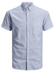 Jack&Jones Pánska košeľa Esummer Shirt S/S Sts Infinity