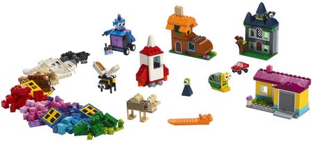 LEGO Classic 11004 Kreatywne okna