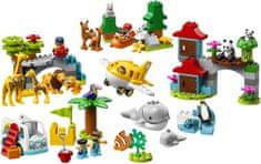 LEGO DUPLO 10907 Zvířata světa