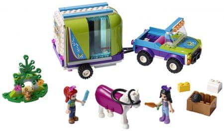 LEGO Friends 41371 Mia i przyczepa dla koni