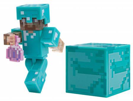 TM Toys Minecraft figura Steve láthatatlan elixír