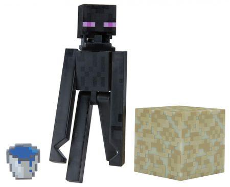 TM Toys Minecraft figura a támadó Ederman