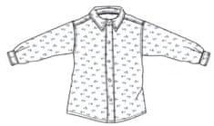 Carodel chlapčenská košeľa