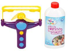 TM Toys Fru Blu Blaster igrača milni mehurčki