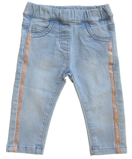 Carodel chlapčenské džínsy 68 svetlomodrá