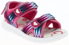V+J dekliški sandali