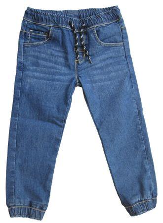Carodel chlapčenské džínsy 92 modré