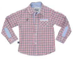 North Pole chlapčenská vzorovaná košeľa