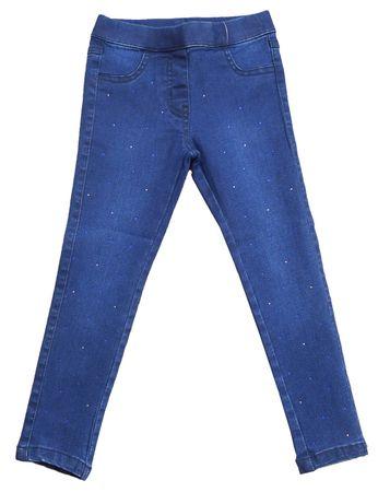 Carodel dievčenské džínsy 92 modré