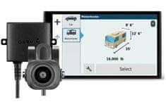 Garmin navigacijski sistem Camper 770LMT-D + vzvratna kamera BC 30