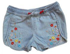 Carodel dievčenské šortky