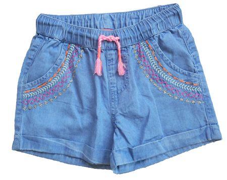 Carodel kratke hlače za djevojčice, 92, plave