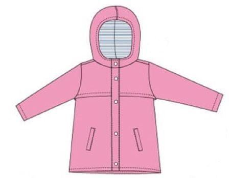 Carodel dekliška jakna, 92, roza