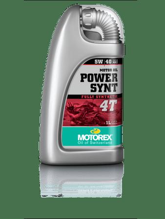 Motorex motorno olje Power Synt 4T 5W40, 1L