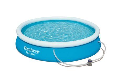 Bestway bazen na napuhavanje 57274 Fast Set