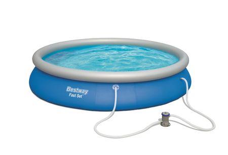 Bestway 57313 Fast Set Pool Set