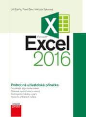 Barilla Jiří a kolektiv: Microsoft Excel 2016 - Podrobná uživatelská příručka