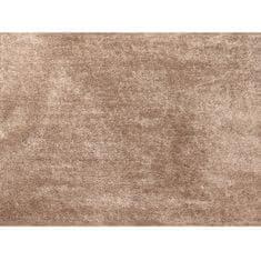 TEMPO KONDELA Koberec, svetlohnedý, 200x300, ANNAG