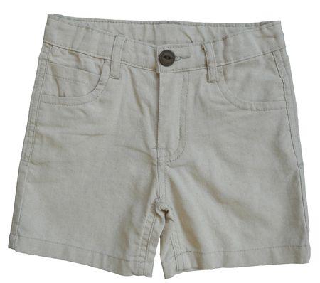 Carodel fantovske kratke hlače, 128, bež