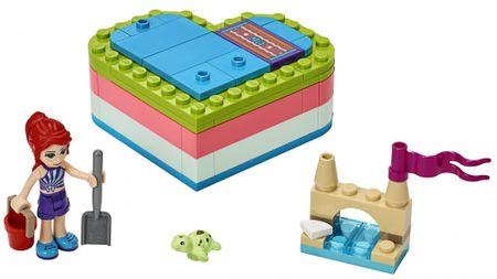 LEGO Friends 41388 Mia in poletje v obliki srca