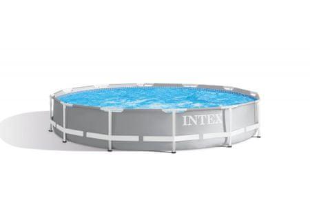 Intex bazen Prism Frame, 366 × 76 cm, brez filtracije, 26710NP