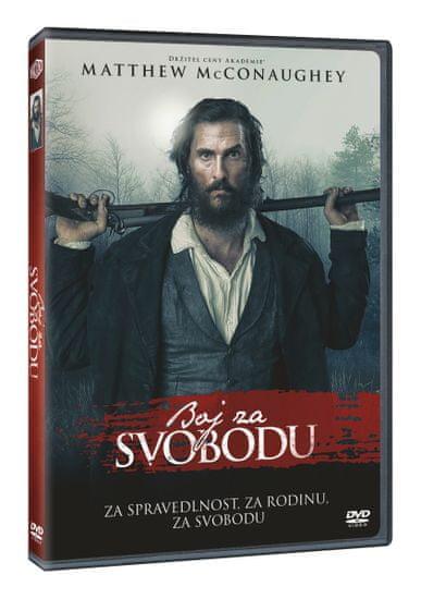 Boj za svobodu - DVD