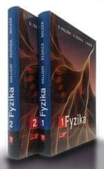 Halliday David, Resnick Robert, Walker J: Fyzika 1 + 2