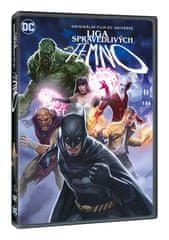 Liga spravedlivých: Temno - DVD