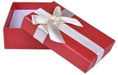 Jan KOS Červená krabička na súpravu šperkov AP-6 / A10