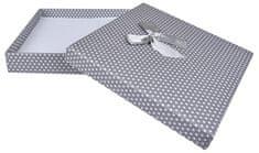 Jan KOS KK-10 / A3 ékszerkészlet polka dot box