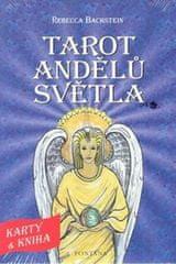 Bachstein Rebecca: Tarot andělů světla: Karty + kniha