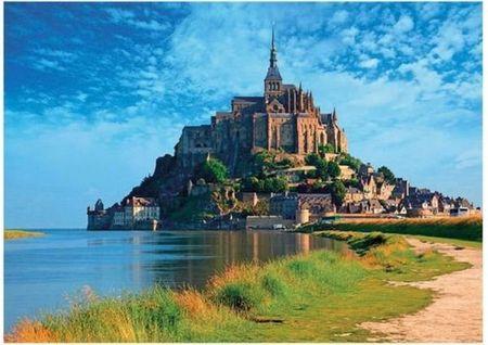 Dino Puzzle 1000 dílků Mont Saint-Michel, France