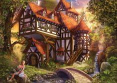KS Games Puzzle 1000 db Drazenka Kimpel - Watermill