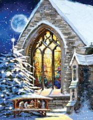 SunsOut Christmas manger 1000 dielikov