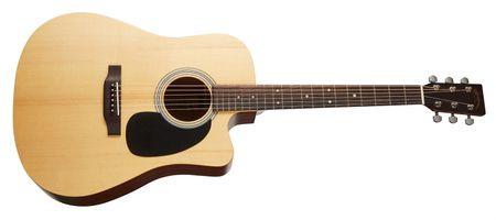 DMC-STE Elektroakustická kytara