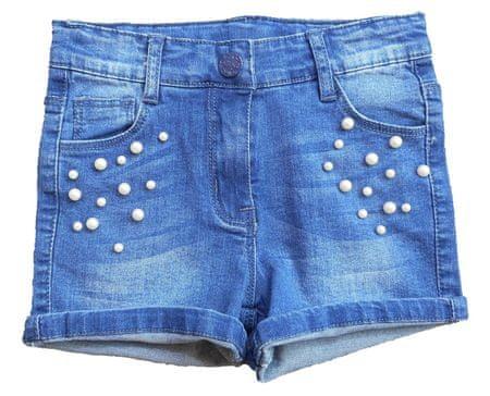 Carodel dekliške kratke hlače, 128, modre