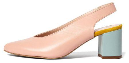L37 sandały damskie Let's go 37 różowe