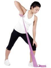 Gymstick traka za vježbanje Emotion – srednje tvrda