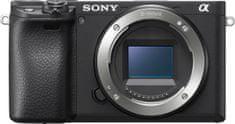 SONY aparat fotograficzny Alpha 6400 Body (ILCE6400B.CEC)