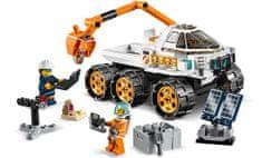 LEGO City 60225 Testna vožnja v vesoljskem vozilu