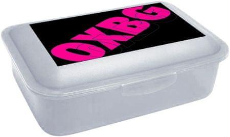 Karton P+P škatla za malico OXY Oxy pink