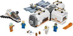 LEGO zestaw City 60227 Księżycowa stacja kosmiczna