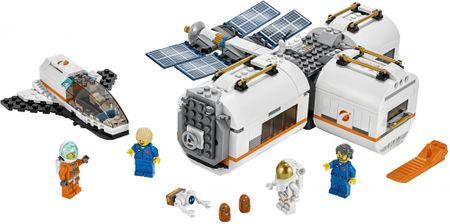 LEGO City 60227 Mesečna vesoljska postaja