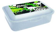 Karton P+P škatla za malico T-rex 3-34519