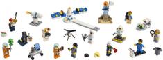 LEGO City 60230 Figura szett - Űrkutatás