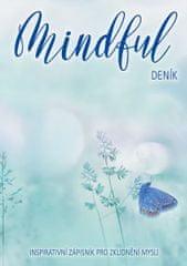 Jiříčková Pavla: Mindful deník - Inspirativní zápisník pro zklidnění mysli