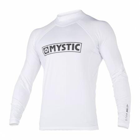 Mystic Star LS Lycra majica, bela, S