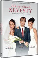 Jak se zbavit nevěsty - DVD