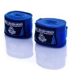 DBX BUSHIDO Boxerská omotávka DBX BUSHIDO modrá
