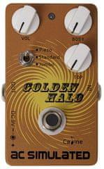 """Caline CP-35 """"Golden Halo"""" Gitarový efekt"""